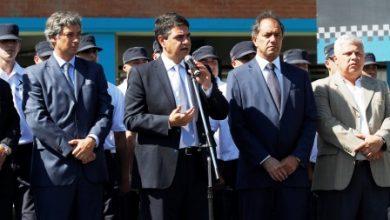 Photo of VICENTE LÓPEZ INICIÓ EL CICLO LECTIVO DE LA POLICÍA LOCAL