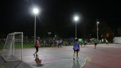 Photo of LOS CLUBES DE BARRIO SIGUEN INCORPORANDO LUCES LED
