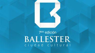 """Photo of SE VIENE OTRA EDICIÓN DE """"BALLESTER CIUDAD CULTURAL"""""""
