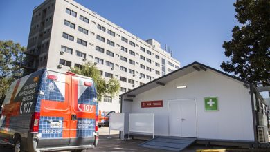 Photo of CORONAVIRUS: CREAN NUEVO MÓDULO SANITARIO EN EL HOSPITAL CENTRAL