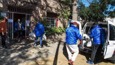 Photo of EL MUNICIPIO ARMO UNA RED DE COLABORACION CON IGLESIAS PARA ASISTIR A MILES DE VECINOS