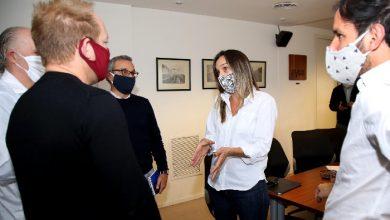 Photo of MALENA GALMARINI SE REUNIÓ CON AUTORIDADES DEL GOBIERNO DE LA CIUDAD