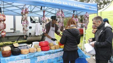 Photo of EL MERCADO EN TU BARRIO SIGUE RECORRIENDO LAS LOCALIDADES DE SAN ISIDRO