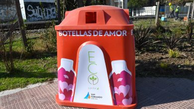 "Photo of Exitoso reciclaje con ""La Botella del Amor"""