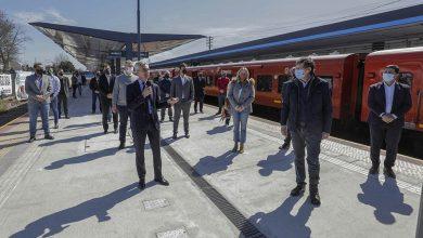 Photo of Posse y Meoni inauguraron la nueva estación ferroviaria