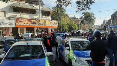 Photo of Miles de policías reclamaron mejoras de condiciones laborales