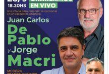 Photo of Jorge Macri hará Zoom con Juan Carlos De Pablo
