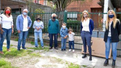 Photo of Zamora visitó a jubiladas en Talar y Rincón