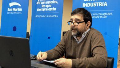 Photo of Moreira celebro el Día de la Industria con una reunión virtual