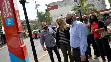 Photo of Zamora inauguró un nuevo tótem de seguridad
