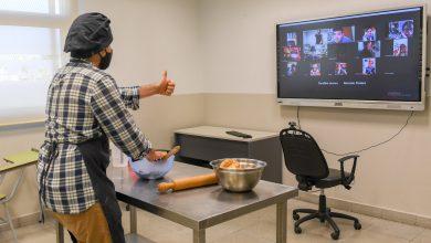 Photo of Continúan las clases virtuales de cocina gratuitas