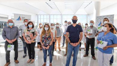 Photo of El municipio agasajó a médicos en su día