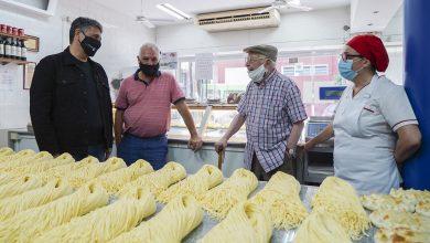 Photo of Jorge Macri visitó una fábrica de pastas solidaria