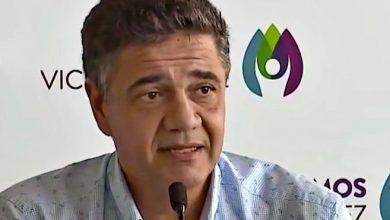 """Photo of Jorge Macri: """"Hay que volver a las aulas"""""""