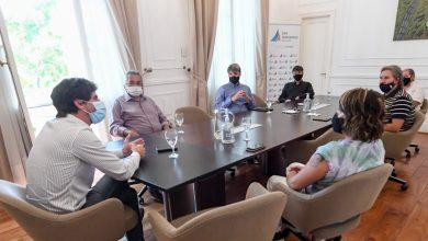 Photo of Pastores evangélicos se reunieron con Juan Andreotti