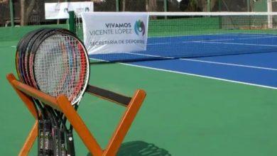 Photo of Vuelve el tenis al Campo 1 de Olivos