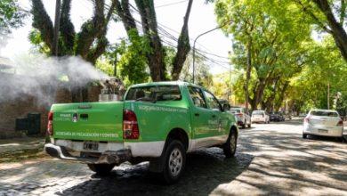 Photo of Operativos de fumigación contra el dengue