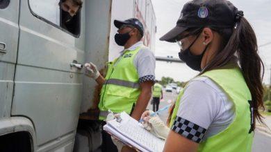 Photo of Controles de tránsito a camiones y motos