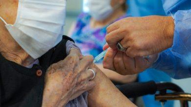Photo of Vacunaron a abuelos y médicos del geriátrico municipal
