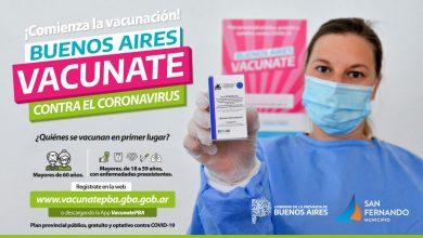Photo of Recomiendan que se vacunen contra el Covid adultos con enfermedades preexistentes