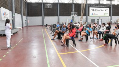 Photo of Capacitan a profes de polideportivos para prevenir el Covid
