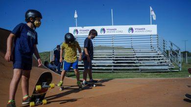 Photo of Inscriben en la escuela de skate, patín y BMX
