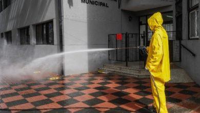 Photo of Realizan operativos de desinfección en escuelas