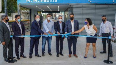 Photo of Macri y Meoni inauguraron la nueva Estación Padilla