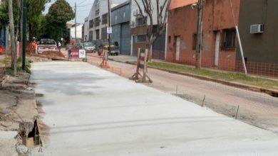 Photo of Obras de pavimentación en Martínez
