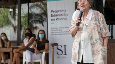 """Photo of Empezó el programa de """"Educación en Valores"""""""