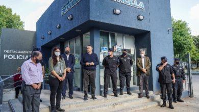 """Photo of Renombran """"Sargento Avalos"""" a un destacamento policial"""