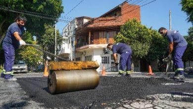 Photo of Realizan tareas de bacheo en Carapachay