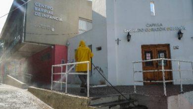 Photo of Operativo de desinfección en el Centro de Infancia Habana