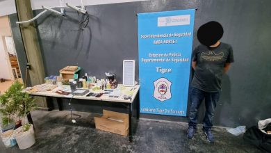 """Photo of Detienen a un """"delivery"""" de cocaína y marihuana"""