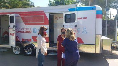 """Photo of Realizan operativo de """"Acercamos la Salud"""" en Benavidez"""