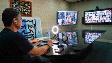 """Photo of Reunión virtual de Jorge Macri y el """"Grupo Dorrego"""""""