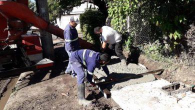 Photo of Construyen nuevas veredas en Rincón y El Talar