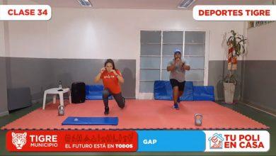 """Photo of Invitan a hacer ejercicio en """"Tu Poli en casa"""""""