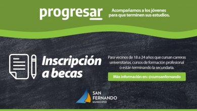 Photo of Abrió la preinscripción a las Becas Progresar en el Centro Universitario Municipal