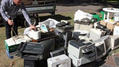 Photo of Reciben residuos electrónicos en Carapachay