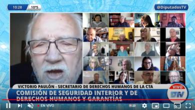 Photo of Debate sobre el proyecto para prevenir y erradicar la violencia institucional