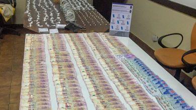Photo of Caen tres narcos y secuestran más de 200 dosis de cocaína