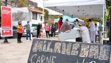 "Photo of La feria ""Mercados bonaerenses"" estuvo en Tigre centro"