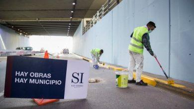 Photo of Obras de mantenimiento en el túnel de Boulogne