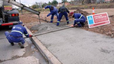 Photo of Nueva senda aeróbica construyen en Benavídez