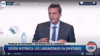 Photo of Laboratorios darán explicaciones en Diputados por los contratos de vacunas