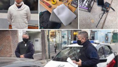 Photo of Detienen a ladrón que usaba inhibidores de alarmas