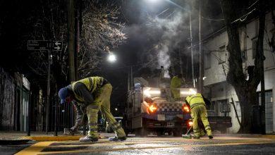 Photo of Demarcan las calles Velez Sarsfield y Carlos Calvo