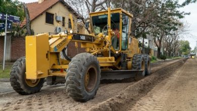 Photo of Obras de pavimentación en La Horqueta
