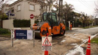 Photo of Nuevos pavimentos en el Bajo